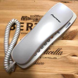 パイオニア(Pioneer)のシンプル電話機 / Pioneer パイオニア / TF-08-w(その他)