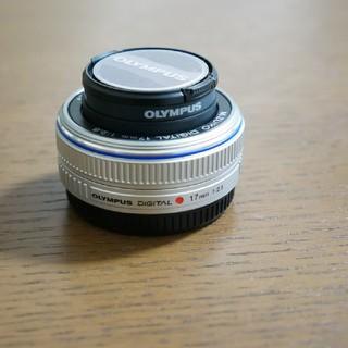 オリンパス(OLYMPUS)のM.ZUIKO DIGITAL 17mm F2.8(レンズ(単焦点))