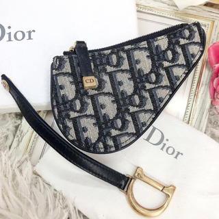 クリスチャンディオール(Christian Dior)のディオール コインケース トロッター 19AW サドル ディオールオブリーク(コインケース)