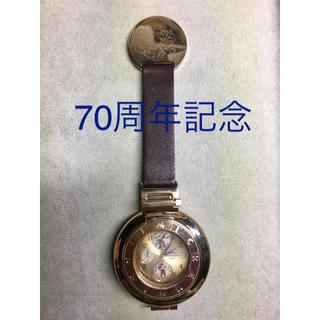 アルバ(ALBA)のALBA ディズニーキャラクターウォッチ 70周年記念 限定時計(腕時計(アナログ))