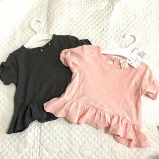 エイチアンドエイチ(H&H)のH&M 半袖 2枚セット(Tシャツ)