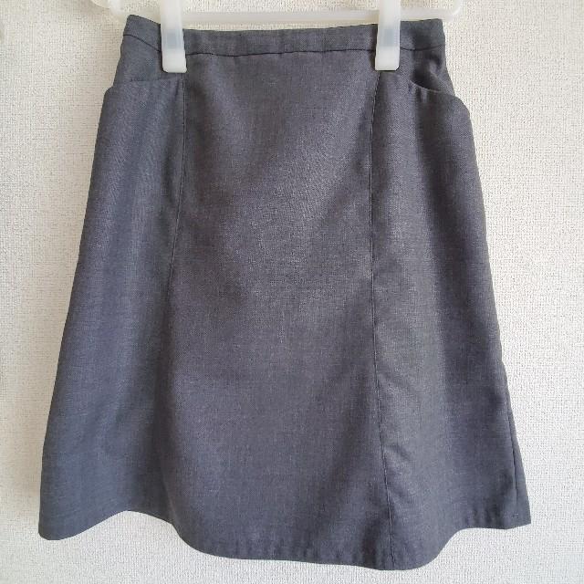 enjoi(エンジョイ)のenjoyオフィスウェア事務服ベスト&スカート レディースのフォーマル/ドレス(スーツ)の商品写真