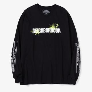 ネイバーフッド(NEIGHBORHOOD)のNEIGHBORHOOD 20SS REIGN C-TEE 黒 MEDIUM(Tシャツ/カットソー(半袖/袖なし))