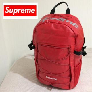 シュプリーム(Supreme)のSupreme シュプリーム Backpack リュック 17FW【国内正規品】(バッグパック/リュック)