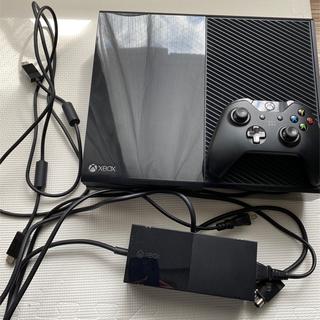エックスボックス(Xbox)のXbox One 本体 (家庭用ゲーム機本体)