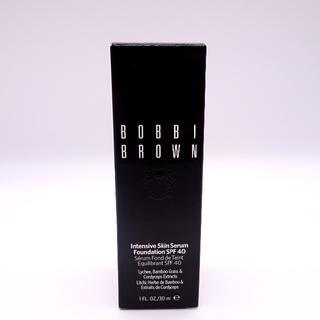 ボビイブラウン(BOBBI BROWN)のボビイブラウン インテンシブ スキンセラムファンデーション  ベージュ(ファンデーション)