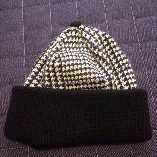 ヴィヴィアンウエストウッド(Vivienne Westwood)のViviennWestwoodニット帽(ニット帽/ビーニー)