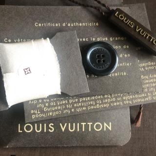 ルイヴィトン(LOUIS VUITTON)のLV換えボタン、リボンセット(各種パーツ)