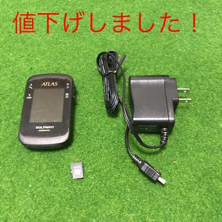 ユピテル(Yupiteru)のゴルフナビ ATLAS AGN2100(その他)