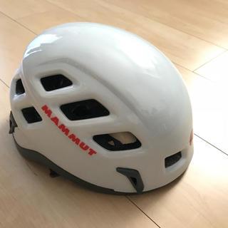 マムート(Mammut)のMAMMUT(マムート) ヘルメット ロックライダー(登山用品)