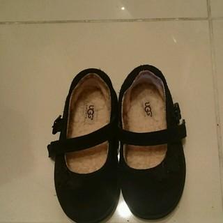 アグ(UGG)のアグの靴(サンダル)