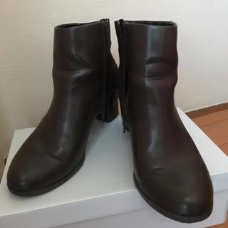 ジーユー(GU)のGUのサイドゴアブーツ ショートブーツ(ブーツ)