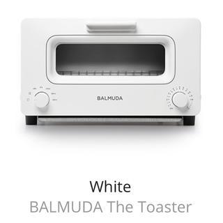 バルミューダ(BALMUDA)のBALMUDA The Toaster WHITE バルミューダ トースター(調理機器)
