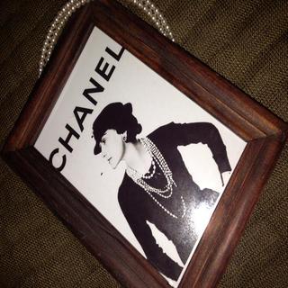 シャネル(CHANEL)のCHANELアート写真と写真たて(オーダーメイド)