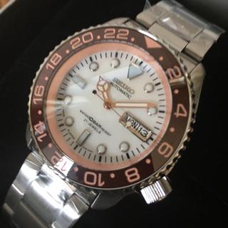 セイコー(SEIKO)の専用品‼️セイコー SRPD53K1 セイコー5 MOD カスタム(腕時計(アナログ))
