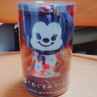 ディズニー(Disney)のプレゼント ディズニー  てぬぐるみ ラトル(がらがら/ラトル)