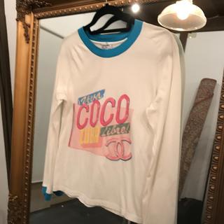シャネル(CHANEL)のCHANEL シャネル 長袖Tシャツ (Tシャツ(長袖/七分))