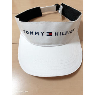 トミーヒルフィガー(TOMMY HILFIGER)のサンバイザー(その他)