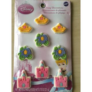 ディズニー(Disney)の新品未使用!Disey シンデレラ アイシングデコレーション(菓子/デザート)