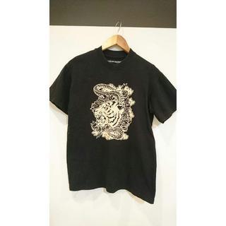 アンドリューマッケンジー(ANDREW MACKENZIE)のandrew mackenzie アンドリューマッケンジーTシャツ イタリア製(Tシャツ/カットソー(半袖/袖なし))