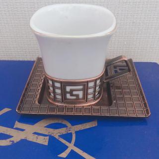 イヴサンローランボーテ(Yves Saint Laurent Beaute)のイブサンローラン  コーヒーセット(食器)