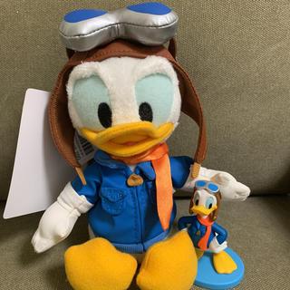 ディズニー(Disney)のソアリン ドナルドぬいぐるみ(キャラクターグッズ)