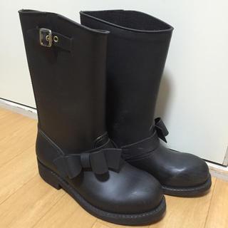 レッドヴァレンティノ(RED VALENTINO)のエンジニアブーツ レッドヴァレンティノ(レインブーツ/長靴)