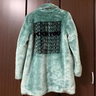 シュプリーム(Supreme)のシュプリーム × ヒステリックグラマー コート メンズ ジャケット(チェスターコート)