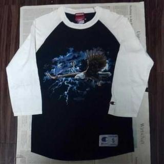 ハイドアンドシーク(HIDE AND SEEK)のHIDE AND SEEKカットソーChampion(Tシャツ/カットソー(七分/長袖))