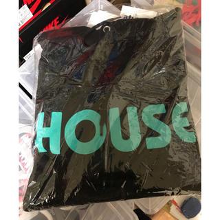 IN THE HOUSE x atmos HOUSE HOODIE パーカー M(パーカー)