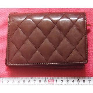 コムサイズム(COMME CA ISM)のオシャレな二つ折り中古財布/コムサイズム COMME CA ISM(財布)