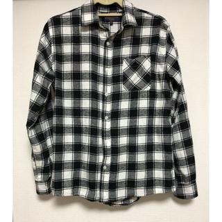 メンズ チェックシャツ(シャツ)
