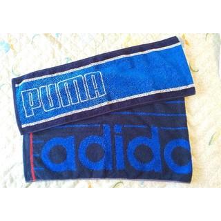 プーマ(PUMA)のadidas、PUMA スポーツタオル2枚セット(その他)