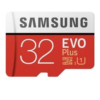 サムスン(SAMSUNG)のSamsung EVO Plus 32GB microSDHC UHS-I U1(その他)