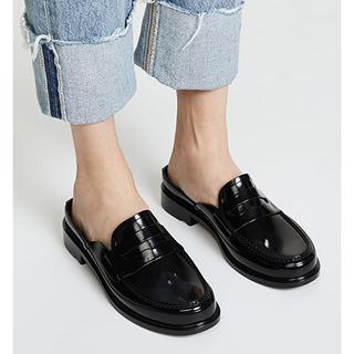 ハンター(HUNTER)の新品未使用 箱付き 22〜25cm HUNTER オリジナル ペニーローファー(ローファー/革靴)