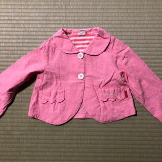 ムージョンジョン(mou jon jon)の子供服(ジャケット/上着)