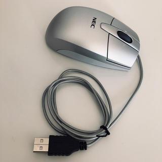 エヌイーシー(NEC)のNEC 純正USB光学式マウス M-UAG93C 未使用保管品(PC周辺機器)