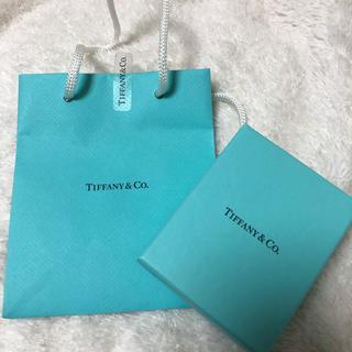 ティファニー(Tiffany & Co.)のティファニー 空箱と袋(ショップ袋)