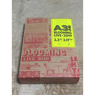 A3! BLOOMING LIVE 2019 Blu-ray (声優/アニメ)