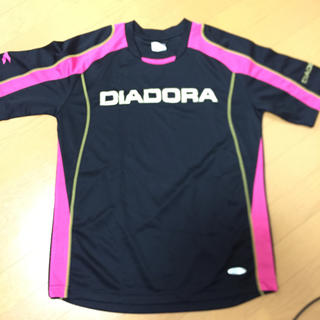 ディアドラ(DIADORA)のプラシャツ DIADORA(Tシャツ(半袖/袖なし))