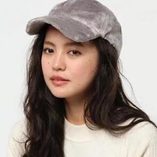 アトモスガールズ(atmos girls)のatmos/atmos girls Lovable Fur Cap(キャップ)