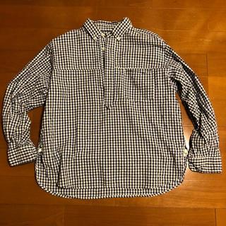 グッドイナフ(GOODENOUGH)のGOODENOUGH ギンガムチェックシャツ(シャツ)