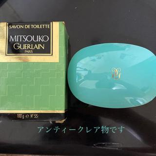 ゲラン(GUERLAIN)のゲラン ミツコ☆ サボン ド トワレ(ボディソープ/石鹸)