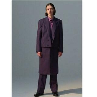 JOHN LAWRENCE SULLIVAN - littlebig 紫コート 19aw