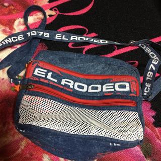 エルロデオ(EL RODEO)の♥EL RODEO♥デニムショルダー♥(ショルダーバッグ)
