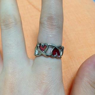 ハートリング、指輪(リング(指輪))