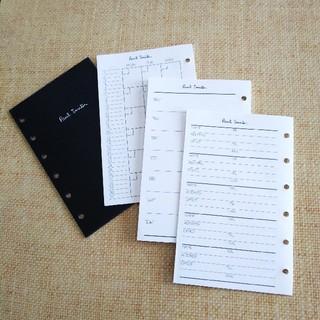 ポールスミス(Paul Smith)の専用 ポール・スミス システム手帳レフィル セット(ノート/メモ帳/ふせん)