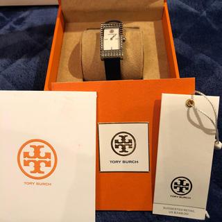 トリーバーチ(Tory Burch)のトリバーチ★新品腕時計★ネイビー(腕時計)