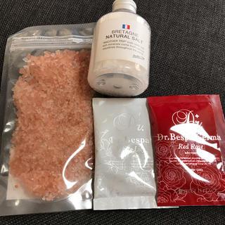 ロクシタン(L'OCCITANE)の入浴剤 岩塩浴(入浴剤/バスソルト)