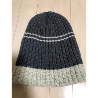 ニット帽 帽子(ニット帽/ビーニー)